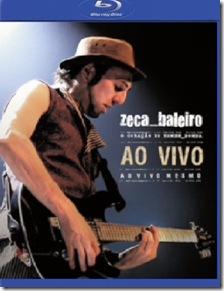 ZECA BALEIRO Blu-ray