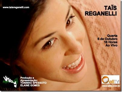 TAÏS REGANELLI - Vitrola - 6-10-2010