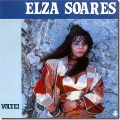 ELZA SOARES - Voltei