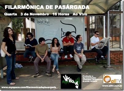 FILARMÔNICA DE PASÁRGADA - Vitrola - 3-11-2010