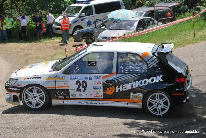 Yohan DUPOUY / Bruno CAMPANER  - 306 S16 F2/14 Rallye%20des%203%20Ch%C3%A2teaux%202010%20136