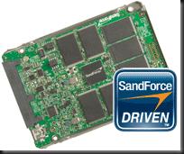 Sanforce SSD