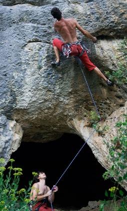 Viaje de escalada en Francia24