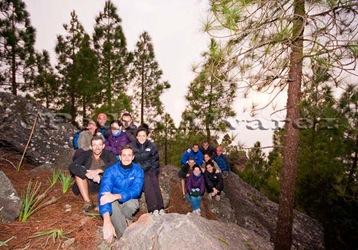 Escalar en tamadaba, rock climb, canarias05
