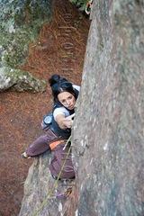Escalar en tamadaba, rock climb, canarias14