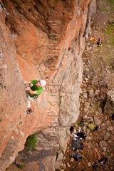 Escalar en Ayacata, candelilla, rock climb, canarias03