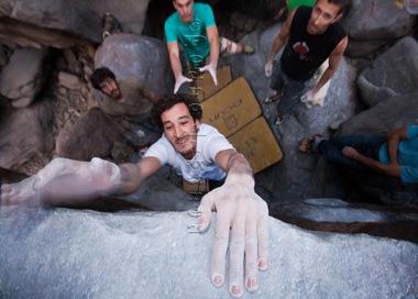 Encuentro de bloque de Mogan, boulder Mogan, Gran Canaria Boulder 014
