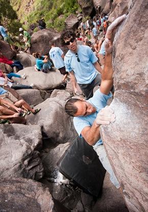Encuentro de bloque de Mogan, boulder Mogan, Gran Canaria Boulder 021