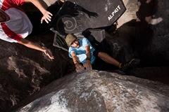 Encuentro de bloque de Mogan, boulder Mogan, Gran Canaria Boulder 038
