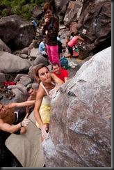 Encuentro de bloque de Mogan, boulder Mogan, Gran Canaria Boulder 042