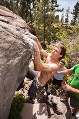 Encuentro de bloque de Mogan, boulder Mogan, Gran Canaria Boulder 032