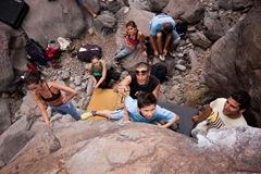 Encuentro de bloque de Mogan, boulder Mogan, Gran Canaria Boulder 050