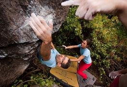 Encuentro de bloque de Mogan, boulder Mogan, Gran Canaria Boulder 049