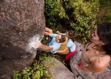 Encuentro de bloque de Mogan, boulder Mogan, Gran Canaria Boulder 051