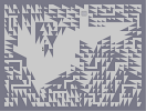 Thumbnail of the map 'Art of a distorted mind, part 2'