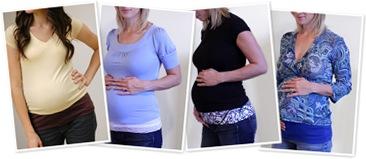 View Blush Maternity
