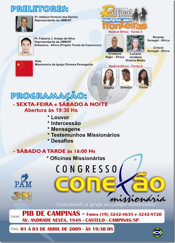CARTAZ CONEXAO RED