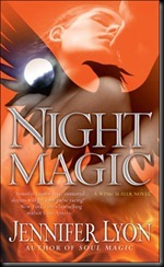 Night Magic - Jennifer Lyon - SEPTEMBER 2010 REVEAL