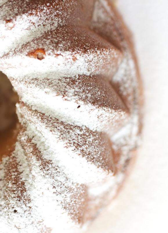 Традиционный сливочный кекс