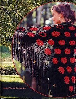 Вязание в галереях: вязание на спицах журналы модели схемы узоры,вязание крючком схемы бесплатно шали.