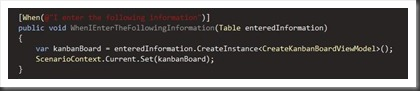 using create instance