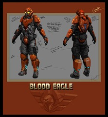 Tribes: Ascend concept art - Blood Eagle