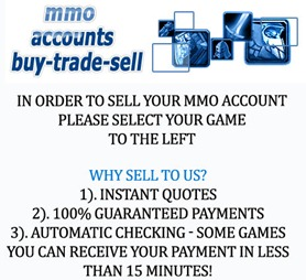 Know-How: Make Money Playing Online Games – Myth or Reality? Selling in-game stuff and accounts