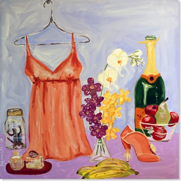 A Lady&#39;s Still Life(1)