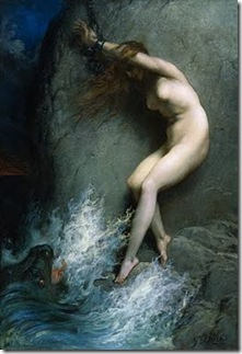 Andromeda de Gustave Doré