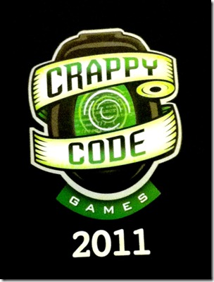Crappy Code Games 2011