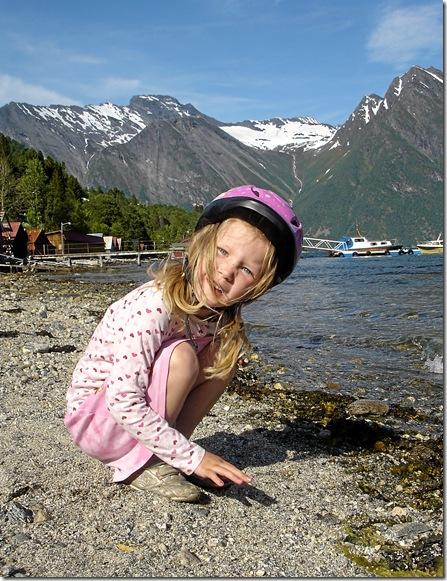Sykkeltur til Sæbø pinsa 09 050