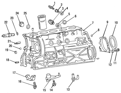 24247 Engine Diagrams Mercedes