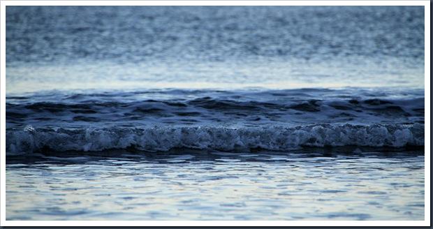 Bølger på Farstadsanda