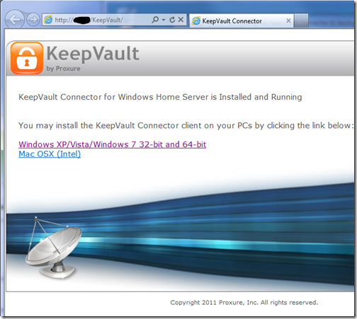 KeepVault Client Download