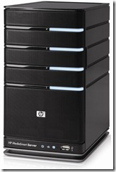HP MediaSmart Server
