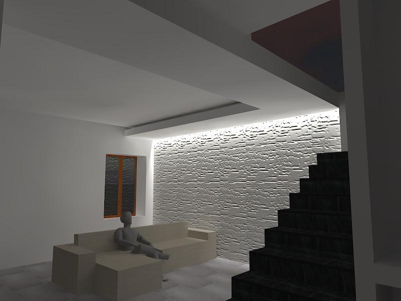 veletta cartongesso illuminazione ~ home design e ispirazione mobili - Veletta Cartongesso Soggiorno