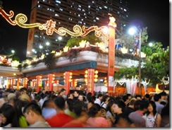 2000 - CNY eve at Chinatown