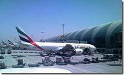 0125 - Terminal 3, dedicated for Emirates flights