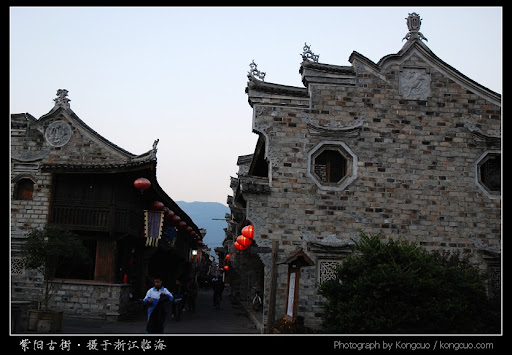 浙江-临海-紫阳街