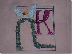 Nora's Letter K 12-6-09