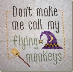 Flying Monkeys 9-29-10 Finish
