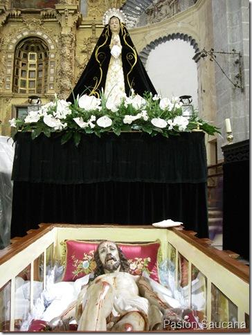 Adoración Yacente Santa María