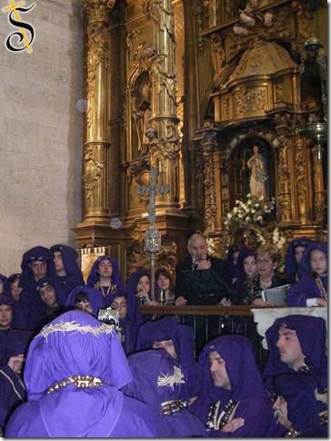 Entrega Vara Jesús Nazareno 2009_2