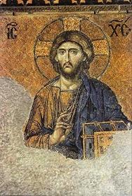 Hagiasophia-christ