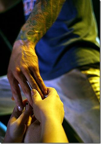 hardcore hands