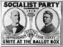 Debs Campaign Ticket
