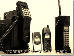 Old Phone Indonesia