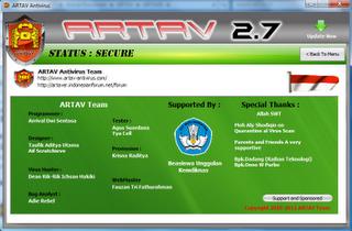 ARTAV Antivirus main2