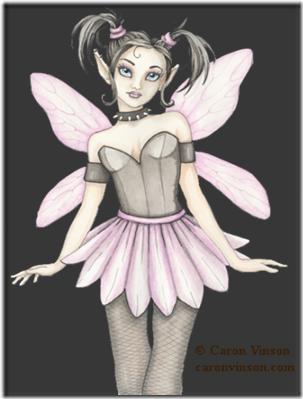 CV-Girly Gothic-Annie