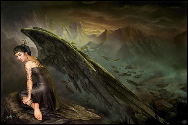 Angel Girls wallpapers (2)